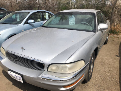 2000 Buick Park Avenue for sale at BARNES AUTO SALES in Mandan ND