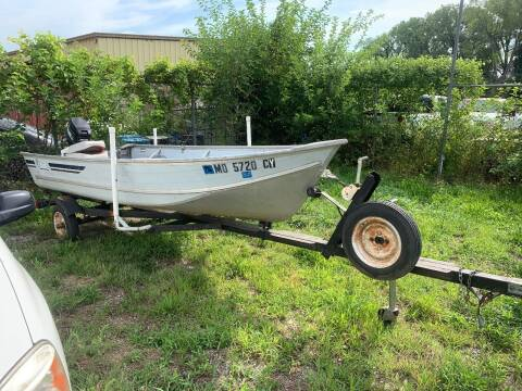 1993 Lowe Fishing for sale at Korz Auto Farm in Kansas City KS