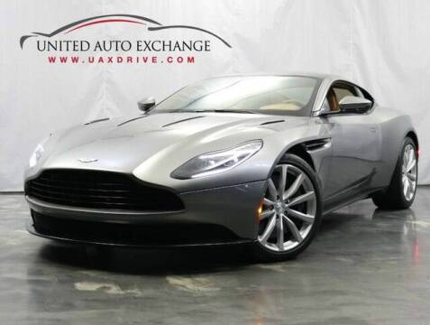 2017 Aston Martin DB11 for sale at United Auto Exchange in Addison IL