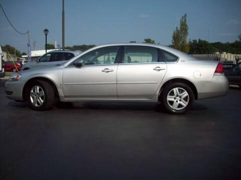 2006 Chevrolet Impala for sale at Whitney Motor CO in Merriam KS