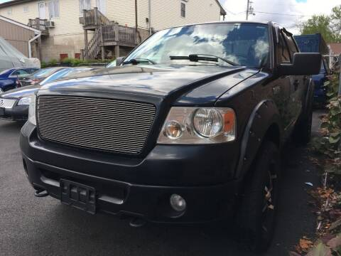 2006 Ford F-150 for sale at Dijie Auto Sale and Service Co. in Johnston RI