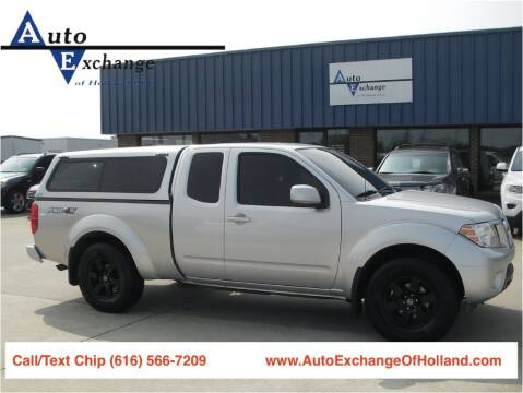 2011 Nissan Frontier for sale at Auto Exchange Of Holland in Holland MI