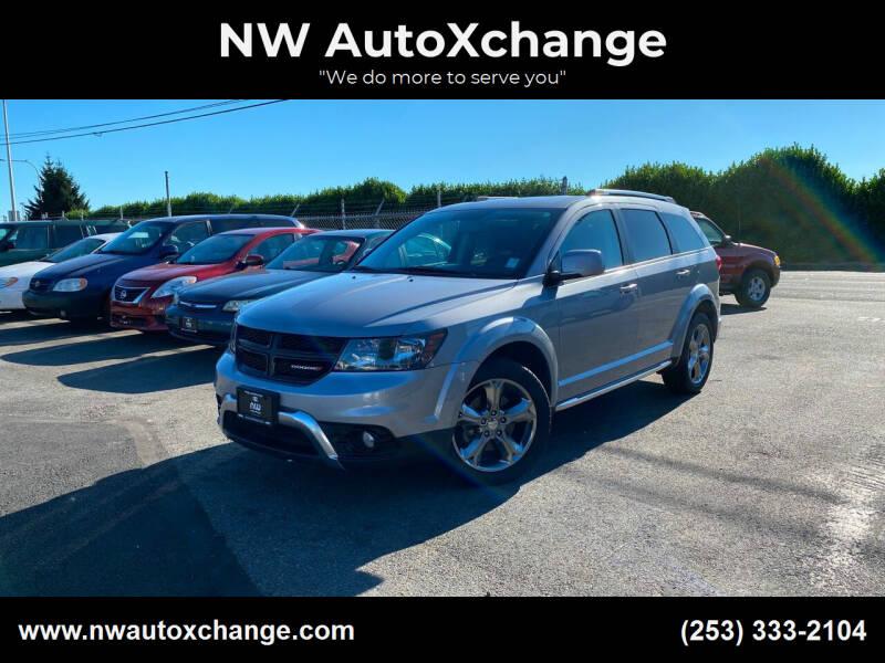 2016 Dodge Journey for sale at NW AutoXchange in Auburn WA