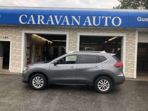 2017 Nissan Rogue for sale at Caravan Auto in Cranston RI