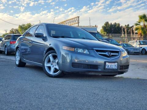 2005 Acura TL for sale at Gold Coast Motors in Lemon Grove CA