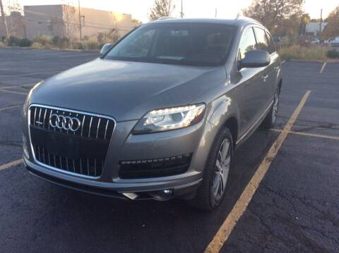 2011 Audi Q7 for sale at AROUND THE WORLD AUTO SALES in Denver CO