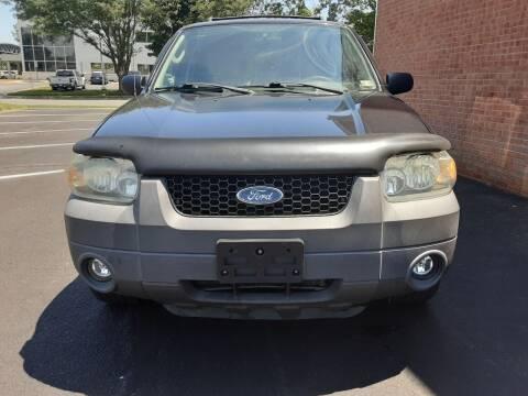 2005 Ford Escape for sale at Fredericksburg Auto Finance Inc. in Fredericksburg VA