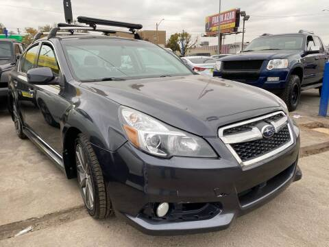2013 Subaru Legacy for sale at New Wave Auto Brokers & Sales in Denver CO