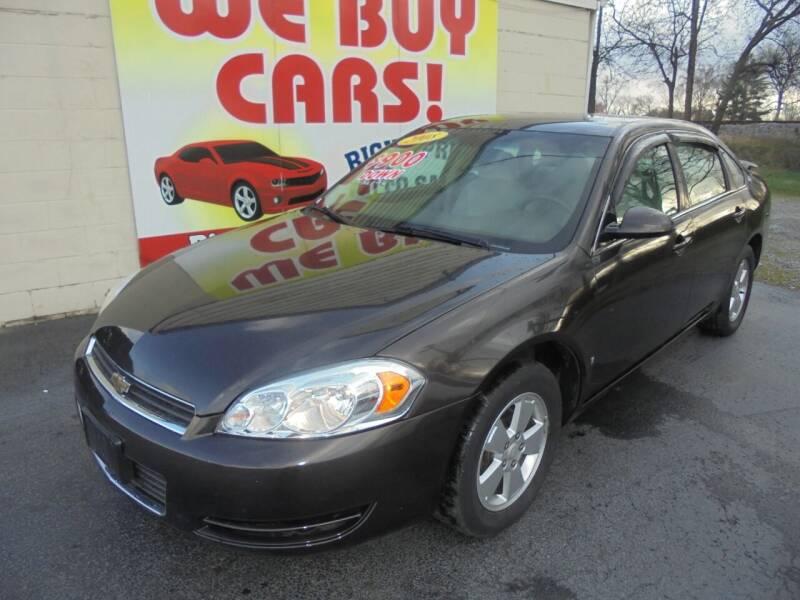 2008 Chevrolet Impala for sale at Right Price Auto Sales in Murfreesboro TN