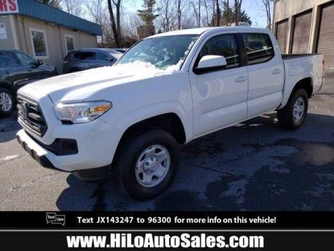 2018 Toyota Tacoma for sale at Hi-Lo Auto Sales in Frederick MD