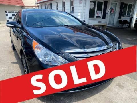 2012 Hyundai Sonata for sale at ELITE MOTOR CARS OF MIAMI in Miami FL