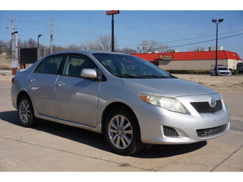 2009 Toyota Corolla for sale at Sand Springs Auto Source in Sand Springs OK