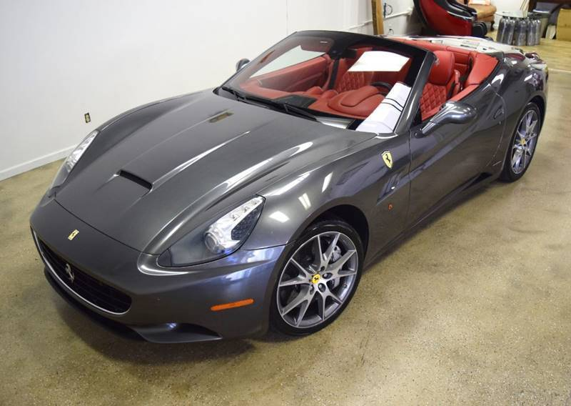 2012 Ferrari California for sale at Thoroughbred Motors in Wellington FL