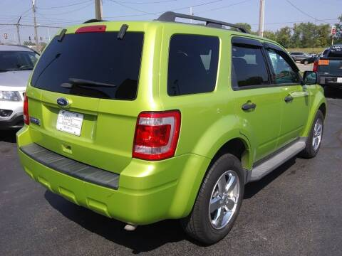 2012 Ford Escape for sale at Village Auto Outlet in Milan IL