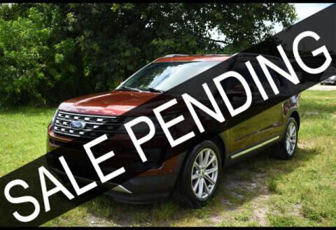 2016 Ford Explorer for sale at ELITE MOTOR CARS OF MIAMI in Miami FL