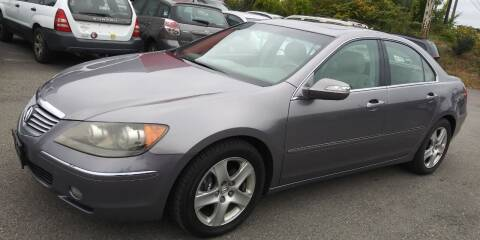 2006 Acura RL for sale at JG Motors in Worcester MA