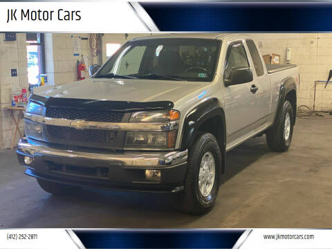 2006 Chevrolet Colorado for sale at JK Motor Cars in Pittsburgh PA