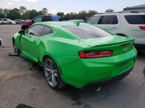 2017 Chevrolet Camaro for sale at Ragins' Dynamic Auto LLC in Brookland AR