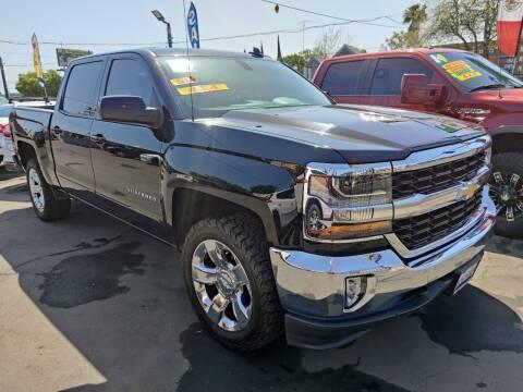 2017 Chevrolet Silverado 1500 for sale at Rey's Auto Sales in Stockton CA