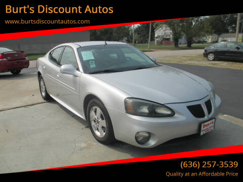2005 Pontiac Grand Prix for sale at Burt's Discount Autos in Pacific MO