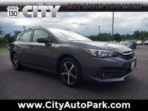 2020 Subaru Impreza for sale at City Auto Park in Burlington NJ
