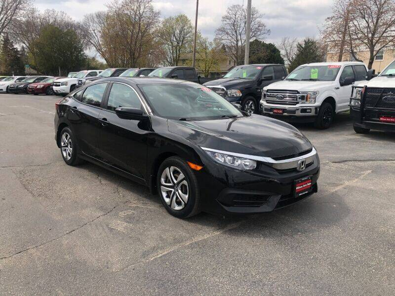 2017 Honda Civic for sale at WILLIAMS AUTO SALES in Green Bay WI