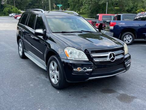 2010 Mercedes-Benz GL-Class for sale at Luxury Auto Innovations in Flowery Branch GA