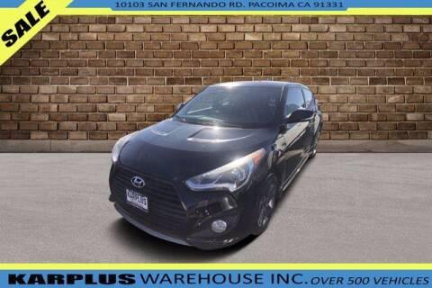 2014 Hyundai Veloster for sale at Karplus Warehouse in Pacoima CA