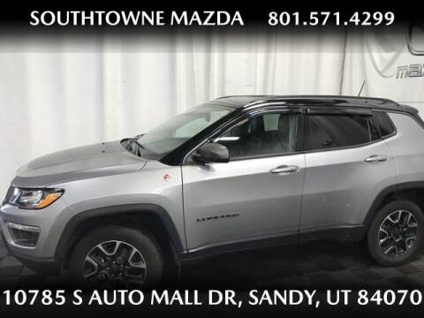 2019 Jeep Compass for sale at Southtowne Mazda of Sandy in Sandy UT