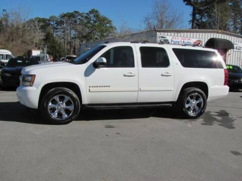 2007 Chevrolet Suburban for sale at Pure 1 Auto in New Bern NC