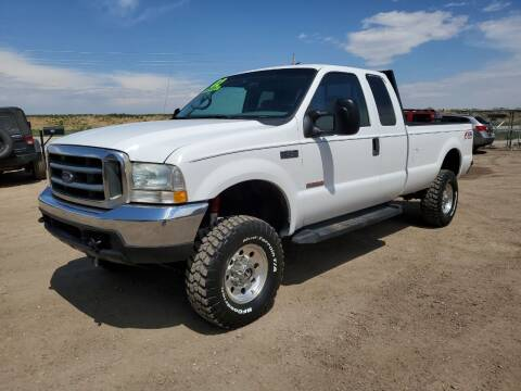 2002 Ford F-350 Super Duty for sale at HORSEPOWER AUTO BROKERS in Fort Collins CO