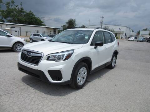 2020 Subaru Forester for sale at Grays Used Cars in Oklahoma City OK