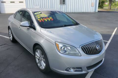 2013 Buick Verano for sale at Glory Motors in Rock Hill SC