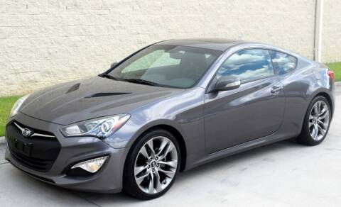 2013 Hyundai Genesis Coupe for sale at Raleigh Auto Inc. in Raleigh NC