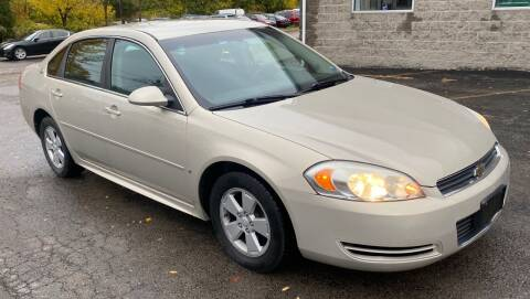 2009 Chevrolet Impala for sale at Select Auto Brokers in Webster NY