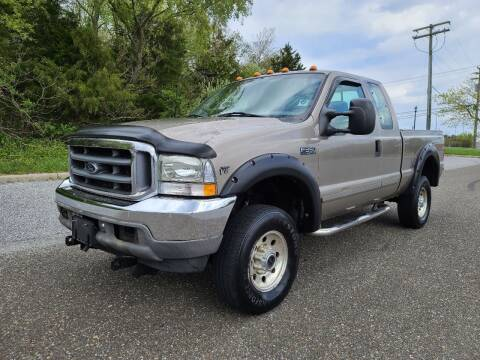 2002 Ford F-350 Super Duty for sale at Premium Auto Outlet Inc in Sewell NJ