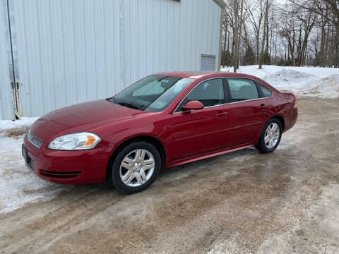 2014 Chevrolet Impala Limited for sale at Dave's Auto & Truck in Campbellsport WI