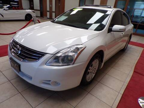2012 Nissan Altima for sale at Adams Auto Group Inc. in Charlotte NC