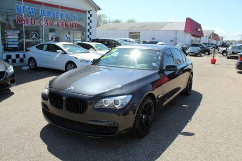 2013 BMW 7 Series for sale at Auto Headquarters in Lakewood NJ