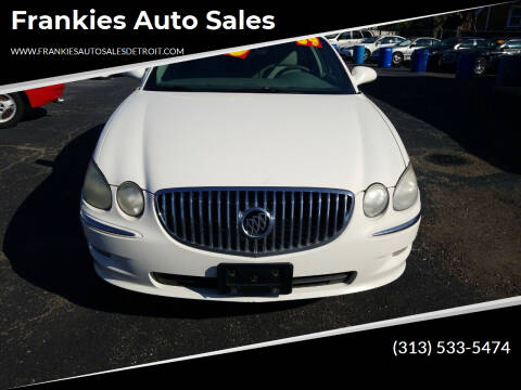 2009 Buick Allure for sale at Frankies Auto Sales in Detroit MI