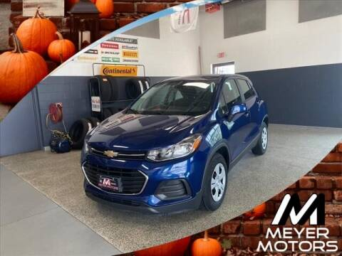 2017 Chevrolet Trax for sale at Meyer Motors in Plymouth WI