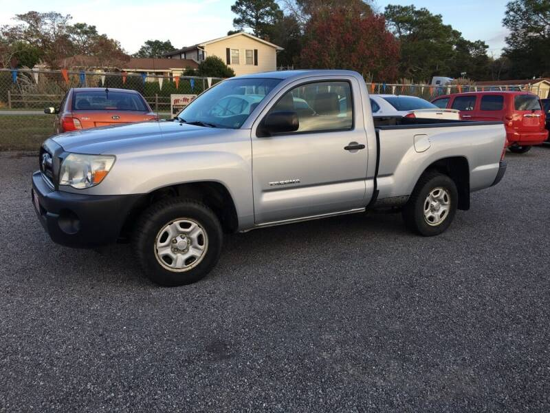 2007 Toyota Tacoma for sale at M&M Auto Sales 2 in Hartsville SC