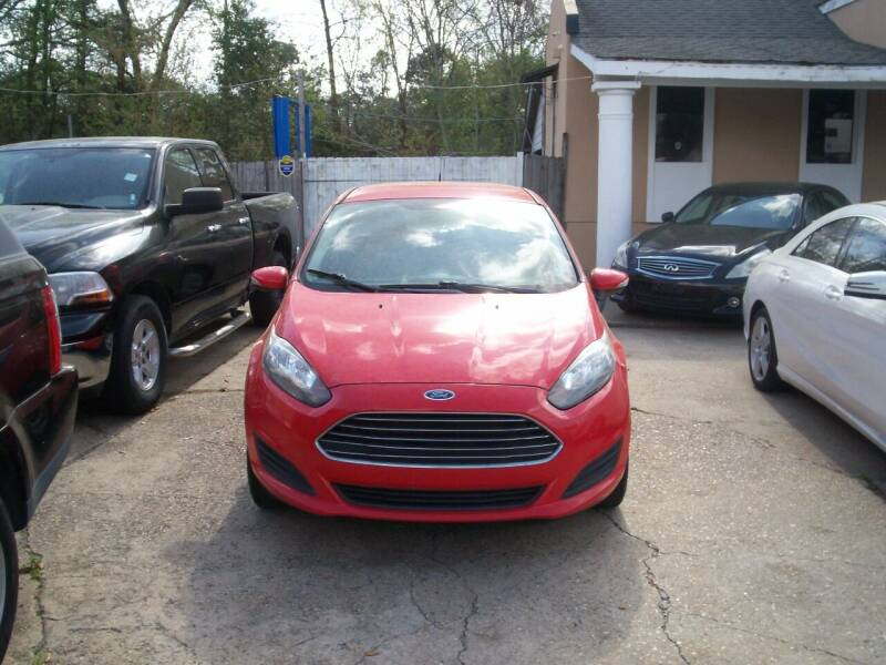2014 Ford Fiesta for sale at Louisiana Imports in Baton Rouge LA