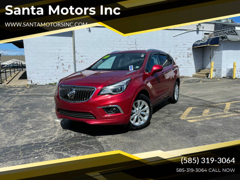 2017 Buick Envision for sale at Santa Motors Inc in Rochester NY