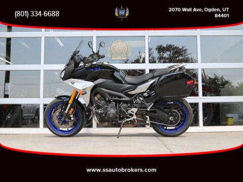 2019 Yamaha Tracer 900 GT for sale at S S Auto Brokers in Ogden UT