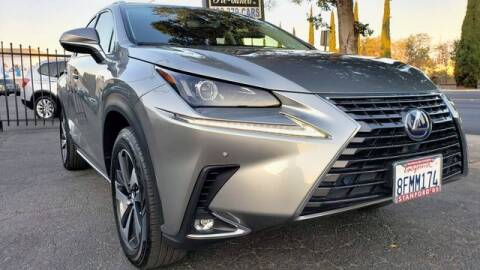 2019 Lexus NX 300h for sale at PRESTIGE PRE OWNED INC in Campbell CA