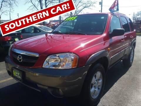 2004 Mazda Tribute for sale at Oak Hill Auto Sales of Wooster, LLC in Wooster OH