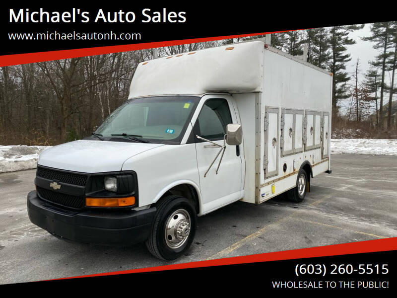 2004 Chevrolet Express Cutaway for sale at Michael's Auto Sales in Derry NH