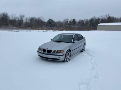 2003 BMW 3 Series for sale at Caruzin Motors in Flint MI