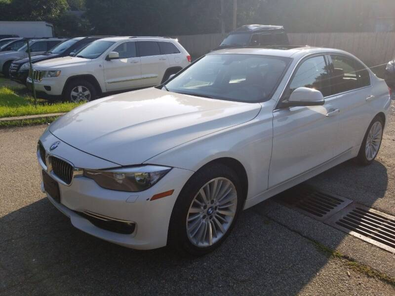 2013 BMW 3 Series for sale at AMA Auto Sales LLC in Ringwood NJ